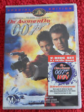 DVD . Die another Day  007 / Special Edition / 2 Disc set /   Region 4