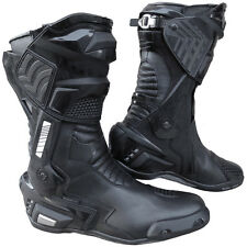 New GP3 Motorcycle Sports Racing Track Performance Genuine Leather Boot Size41/7