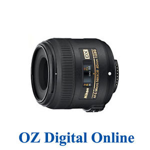 New Nikon AF-S DX Micro NIKKOR 40mm f/2.8G 1 Yr Au Wty