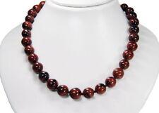 Beautiful Mahogany Obsidian Chain Round D-12mm