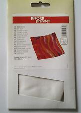 Seidentuch  für Seidenmalerei 55 x 55,  21 g/m², Pongèe 5 m/m