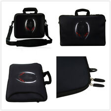 "17"" Laptop Shoulder Messenger Bag Handbag For 17.3"" Dell Alienware M17x HP ENVY"