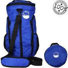 Packable Big Duffle Bag - Camp xl 40l Duffel Bag - Packable Foldable Backpack -