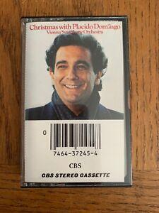 Christmas With Placido Domingo Cassette