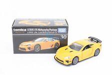 Takara Tomy Tomica Premium No.30 LEXUS LFA Nurburgring Package Diecast Car Toy