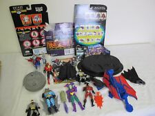BATMAN CRIME SQUAD AIR ASSAULT FOREVER FIREGUARD SPIDERMAN VAMPIRE JOKER +
