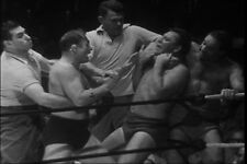 "DVD ""WRESTLING FROM HOLLYWOOD"" 1950's BERRY & MORELLI VS. THE BECKER BROTHERS"