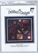 DebBee's Designs DD-110C Black Magic Chart-New