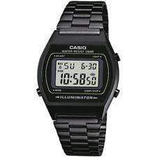 Unisex Watch CASIO B640WB-1A VINTAGE Classic Steel Black
