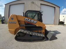 ***CASE TR320 SKID STEER WITH CAB, AIR CONDITIONER, HEAT, FORKS AND BUCKET***