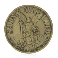 United States Secret Service Saint Michael Commemorative Challenge Art Coin Gift
