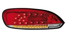Dectane Led Rã Rear Lights with Indicator Red-Clear - VW Scirocco III 13 ab 200