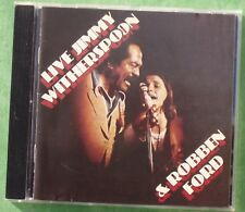 Jimmy WITHERSPOON & Robben FORD : Live