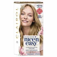 3 Pack - Clairol Nice 'N Easy Hair Color - Medium Ash Blonde #8A