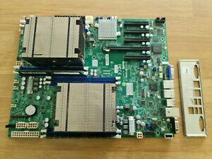 SuperMicro X9DRD-iF LGA2011 Motherboard + 2x Xeon E5-2603 v2 CPU + 16GB RAM