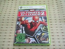 Marvel Ultimate Alliance 2 für XBOX 360 XBOX360 *OVP*