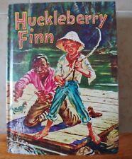 Vintage Huckleberry Finn Mark Twain Illustrated by Paul Frame
