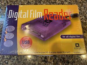 Lexar USB Digital Film Reader RW007 Brand New