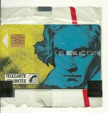 Rare / Card Telephone - Ludwig Van Beethoven / New Packaged - New & Sealed