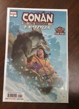 Conan the Barbarian Exodus #1 (2019) cvr A Ribic Variant (NM)