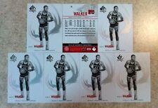 Chet Walker Bradley Braves Super Star 7cd Lot 2010 SP Authentic