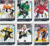 2018/19 UD Series 2 Young Guns Rookie Cards  U-Pick + FREE COMBINED SHIPPING!