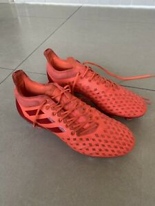 Mens Adidas Predstor Elite SG Rugby Boots Size 9 RRP £180!!!
