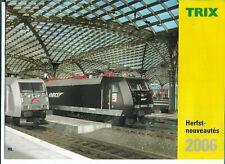 TRIX Herfst-nouveautés 2006 in het Nederlands