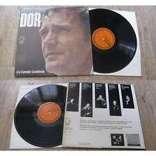 GEORGES DOR - A La Comédie Canadienne LP Canadian Pop Gamma 1968