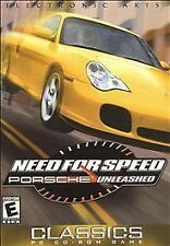 Need for Speed: Porsche Unleashed (PC, 2002)