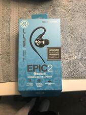 JLabs Jbuds In-Ear Only Headphones - Black
