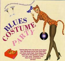 New: BLUES COSTUME PARTY (Bobby Parker, W.C. Clark +) CD New Orleans