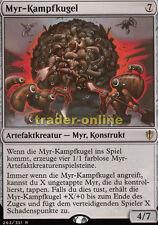 Myr-Kampfkugel (Myr Battlesphere) Commander 2016 Magic