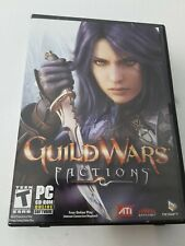 Guild Wars: Factions (PC, 2006) cd rom online