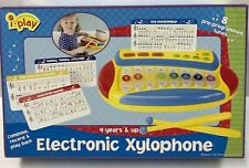 iPlay Electronic Teaching Xylophone Compose, Record, Playback RARE NEW