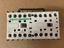 SCHNEIDER ELECTRIC LC2K1210M7, 20A 3 POLE REVERSING IEC CONTACTOR, 220-230V Coil