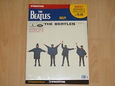 Beatles Help! DeAgostini Edition mit Heft Schallplatte / LP Deutsche Version Rar