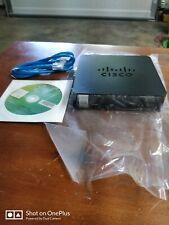 Cisco VPN Router + Disk + Cable Only - Cisco RV180