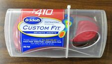 Dr. Scholl's CF410 Custom Fit Orthotic Inserts CF 410 Brand New Sealed Package