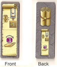 Terra Mystica Bonus Card Shipping Value Navigation Round Card NEW rare Spielbox