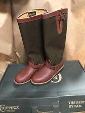 Chippewa Ladies Snake Boots L23913 Sunjo 8M