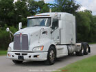 2012 Kenworth T660 T/A Truck Tractor Sleeper Air-Ride Diesel bidadoo