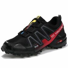 Men's Hiking Shoes Outdoor Trekking Sneaker Sports Speedcross 3 Running Shoes AA