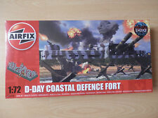 Airfix D-day costeras defensa Fort 1:72