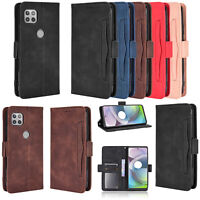 For Motorola G 5G Phone Protective Case Cover Shell Flip Card Wallet Style Cover
