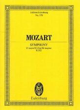 Mozart: Symphony No. 30 in D Major K.202 (Miniature Score) ETP578