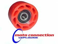 APICO 38mm Red CRF Lower chain roller Honda CRF250 CRF450  CR125/250