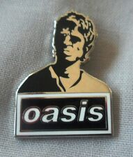 Oasis 'Noel' enamel badge. Noel Gallagher,Liam,Mod,High Flying Birds,Lambretta.