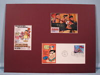 The Man Called Flintstone & First Day Cover