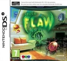 System Flaw (Nintendo Dsi  DSiXL only) (UK IMPORT) neuf sous blister